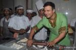 Vivek Oberoi Promoting Kismet (Kismat) Love Paisa Dilli Movie At Pritam Da Dhaba Pic 4
