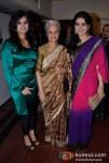 Waheeda Rehman And Shaina NC At Giant Awards