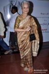Waheeda Rehman At Giant Awards