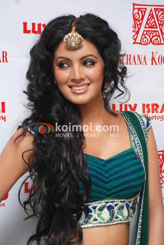 Geeta Basra at an event