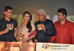 Aamir Khan, Rani Mukerji, Javed Akhtar And Bhushan Kumar At Talaash Movie Music Launch