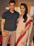 Aamir Khan And Rani Mukerji At Talaash Movie Music Launch Pic 1