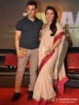 Aamir Khan And Rani Mukerji At Talaash Movie Music Launch Pic 2