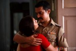 Aamir Khan and Rani Mukerji gets cossy in Talaash Movie Stills