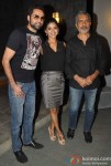 Abhay Deol, Anjali Patil and Prakash Jha At Chakravyuh Movie Promotional Event