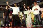 Abhay Deol, Arjun Rampal, Esha Gupta And Prakash Jha At Chakravyuh Movie Premiere In London
