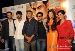 Abhay Deol, Arjun Rampal, Prakash Jha, Manoj Bajpai, Esha Gupta And Anjali Patil Promoting Chakravyuh Movie In Delhi Pic 4