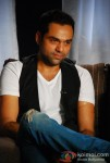 Abhay Deol At Mehboob Studio For Chakravyuh Music Interviews