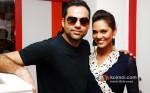 Abhay Deol And Esha Gupta Promoting Chakravyuh Movie At RED FM 93.5
