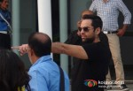 Abhay Deol Promoting Chakravyuh Movie In Delhi