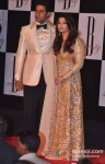Abhishek Bachchan And Aishwarya Rai Bachchan At Amitabh Bachchan's 70th Birthday Bash