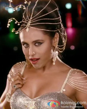 Rani Mukerji in a still from Aiyyaa Movie