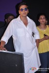 Akshay Kumar At Khiladi 786 Movie Teaser Trailer Launch Pic 1