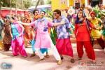 Akshay Kumar dances in the song 'Khiladi Bhaiyya' in Khiladi 786 Movie Stills