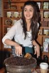 Alia Bhatt Promoting Student Of The Year Movie At Starbucks Coffee Shop Pic 3