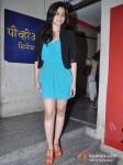 Alia Bhatt Attends Student Of The Year Movie Special Screening At PVR Cinemas