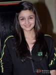 Alia Bhatt Promoting Student Of The Year Movie At Cinemax Pic 1