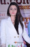 Alia Bhatt Unveils Movie Merchandise At Infiniti Mall In Mumbai Pic 1