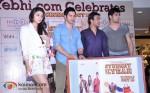 Alia Bhatt, Varun Dhawan And Sidharth Malhotra Unveils Movie Merchandise At Infiniti Mall In Mumbai Pic 3