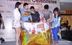 Alia Bhatt, Varun Dhawan And Sidharth Malhotra Unveils Movie Merchandise At Infiniti Mall In Mumbai Pic 1