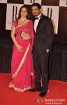 Ambika Suri And Sanjay Suri At Amitabh Bachchan's 70th Birthday Bash