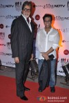 Amitabh Bachchan And Bedabrata Pain At Chittagong Movie Premiere