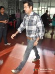 Anil Kapoor Snapped At Cinemax Pic 2