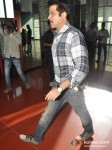 Anil Kapoor Snapped At Cinemax Pic 1