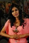 Anjali Patil At Mehboob Studio For Chakravyuh Music Interviews Pic 2