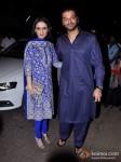 Anu Dewan And Sunny Dewan At Kareena Kapoor's Sangeet Ceremony