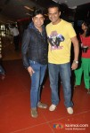 Anurag Pandey And Siddarth Kannan At Kismet (Kismat) Love Pasia Dilli (KLPD) Movie Special Screening