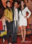 Anushka Sharma, Shah Rukh Khan, Katrina Kaif At Jab Tak Hai Jaan Movie Press Conference Pic 4