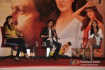 Anushka Sharma, Shah Rukh Khan, Katrina Kaif At Jab Tak Hai Jaan Movie Press Conference Pic 1