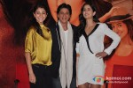 Anushka Sharma, Shah Rukh Khan, Katrina Kaif At Jab Tak Hai Jaan Movie Press Conference Pic 2