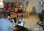 Arjun Rampal At Mehboob Studio For Chakravyuh Music Interviews Pic 2