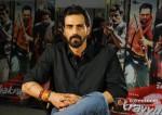 Arjun Rampal At Mehboob Studio For Chakravyuh Music Interviews Pic 1