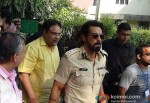 Arjun Rampal Promoting Chakravyuh Movie At Delhi Hindu College PIc 2