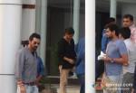 Arjun Rampal Promoting Chakravyuh Movie In Delhi