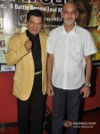 Asrani And Ujjwal Thengdi At In The Name Of Tai Movie Special Screening