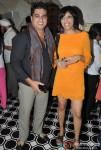 Ayub Khan At Shatranj Napoli and Polpo Cafe & Bar Launch
