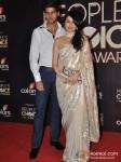 Bhagyashree At Colors People's Choice Awards