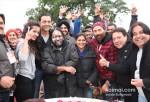 Bobby Deol And Sunny Deol At Sangeeth Sivan's Birthday Bash On The Sets Of Yamla Pagla Deewana 2 Movie Pic 2