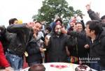 Bobby Deol And Sunny Deol At Sangeeth Sivan's Birthday Bash On The Sets Of Yamla Pagla Deewana 2 Movie Pic 1
