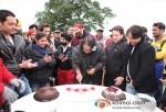 Bobby Deol And Sunny Deol At Sangeeth Sivan's Birthday Bash On The Sets Of Yamla Pagla Deewana 2 Movie Pic 4