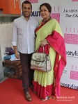 Cheta Bhagat And Kirron Kher At Bestylish. com's Breast Cancer Awareness Brunch