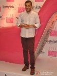 Chetan Bhagat At Bestylish. com's Breast Cancer Awareness Brunch