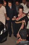 Dilip Kumar And Saira Banu At Amitabh Bachchan's 70th Birthday Bash