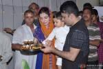 Divya Khosla Kumar And Bhushan Kumar At T Series Ganpati Visarjan