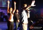 Esha Gupta, Arjun Rampal And Abhay Deol Promoting Chakravyuh Movie In Delhi