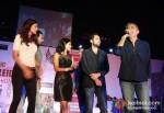 Esha Gupta, Arjun Rampal, Anjali Patil, Manoj Bajpai, Abhay Deol And Prakash Jha Promoting Chakravyuh Movie In Delhi